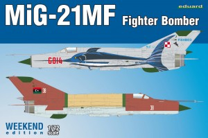 MiG-21MF Fighter-Bomber 1/72 7451