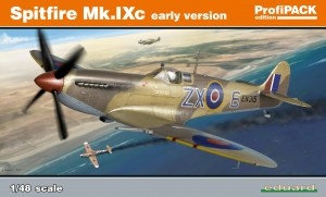 pitfire Mk. IXc early version (Reedition) 1/48  8282