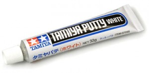 Tamiya 87095 Putty (White)
