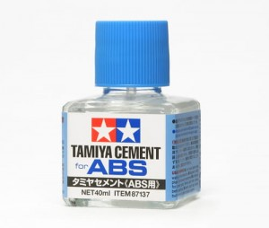 Tamiya 87137 Tamiya Cement (for ABS) (40ml)