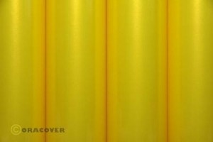 ORACOVER  60 cm pearl yellow 1mb 21-036