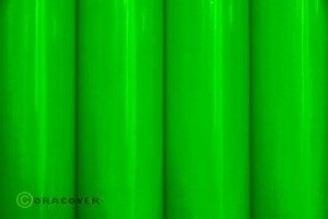 ORACOVER  60 cm  fluorescent green 1mb 21041