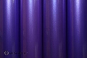 ORACOVER  60 cm  pearl purple 1mb 21-056