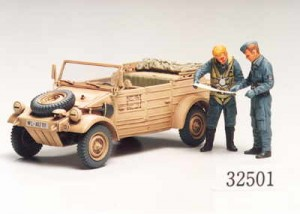 Tamiya 32501 German VW Kubelwagen type 82