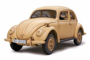 Tamiya 32531 Volkswagen Beetle Type 82E Staff Car