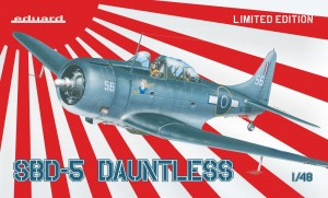 SBD-5 Dauntless 1/48 /1165/