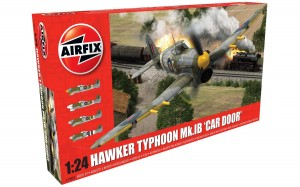 "Hawker Typhoon Mk.Ib ""Car-Door"" /Airfix 19003/"
