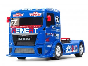 MAN TGS Reinert Racing TT-01E Tamiya 58642 kit