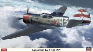 1/48 Lavochkin LA-7 156 IAP Limited Edition / 07398 /