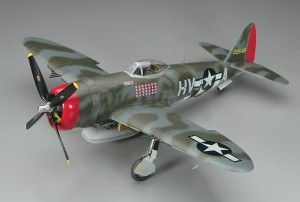 1/32 P-47D Thunderbolt New Tooling /08077/